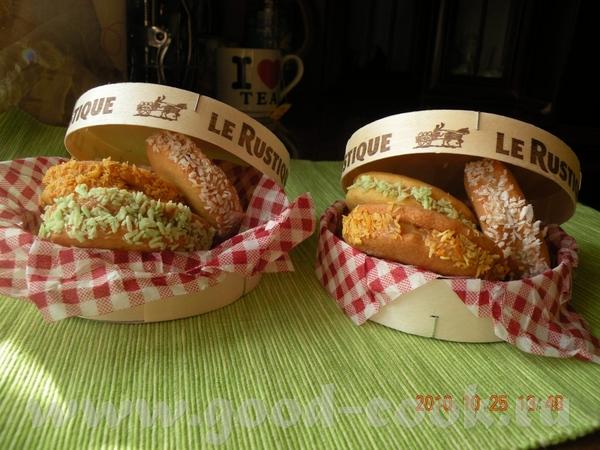 АЛЬФАХОРЫ Это печенье уругвайчики подают к вечернему чайку