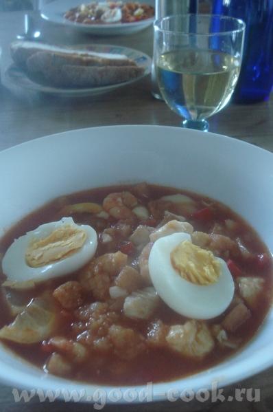 Большое спасибо за рыбный суп Очень было вкусно - 2