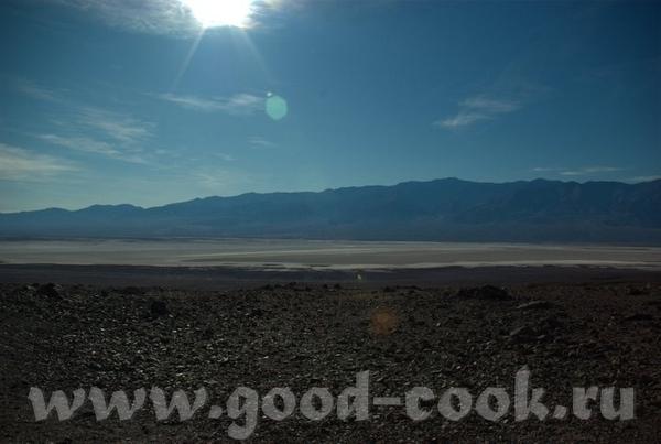 Часть 4 - Долина Смерти или Диснейленд для любителей природы - 4