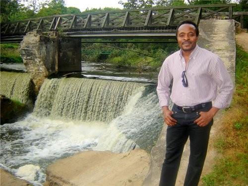 Ниагарской водопад литовского разлива Центр Вильнюса, старый город, Ратуша главная улица столицы -... - 3