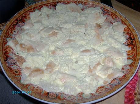 Это сам рецепт, а вот так я готовила Мансаф сегодня - 2