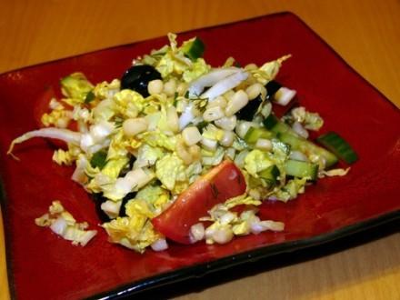 Свинина в свекольно-гранатовом соусе с картофельным пюре еще салат и очень вкусный творожный кекс о... - 2