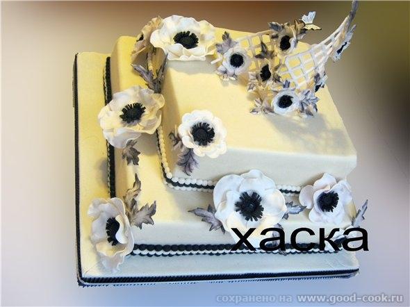 , хорошо сделан торт