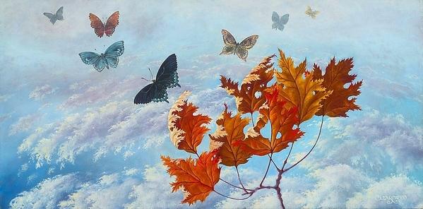 Очень здорово Ты работы оформила- умница Красота, oсень Rachel Clearfield Кузьмичёв Лев Александро...