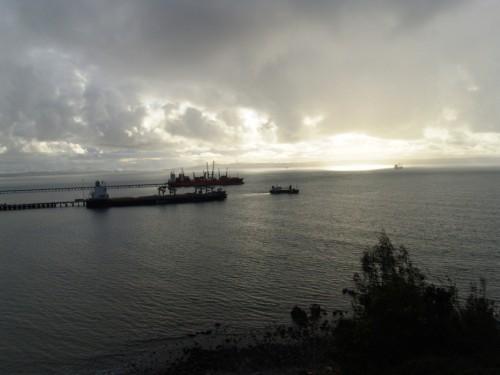 В субботу прокатились до маленькой прибрежной деревеньки, за морепродуктами, находящейся в двадцати... - 2