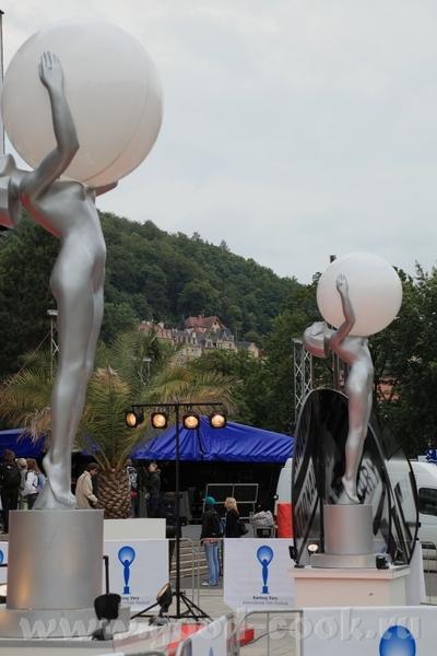 Продолжим рассказ о Чехии Карловы Вары Там проходил как раз Международный Кинофестиваль Пробовали м... - 2