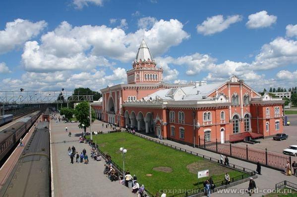 Родной город Чернигов -------------------- повышение иммунитета - 2