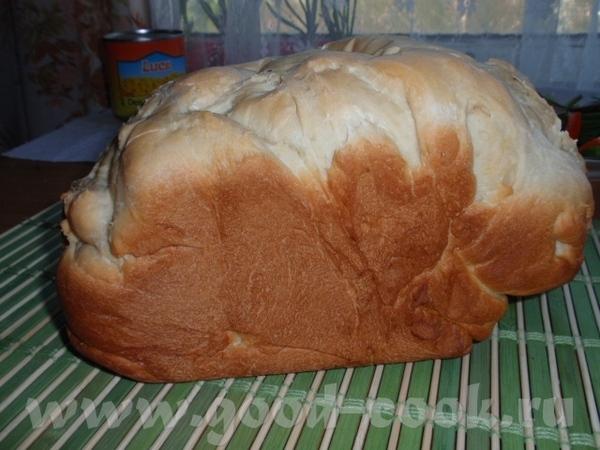 Не могу понять почему такой кривой хлебушек получился
