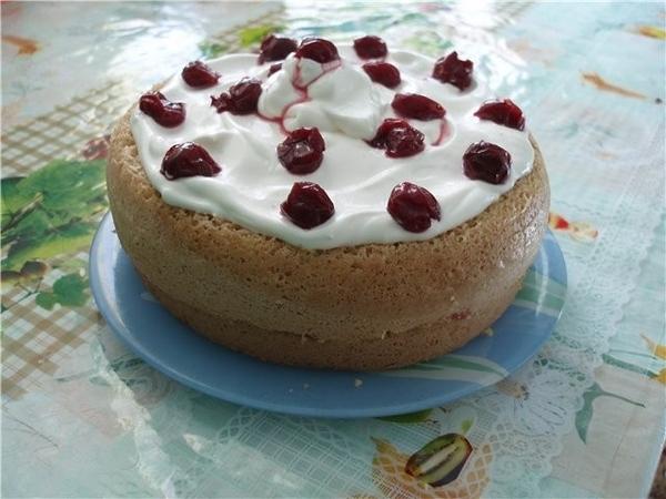 , вот это украшение торта