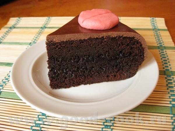 Ультимативный шоколадный торт от Инны innok У автора три рецептуры на разные диаметры - 2