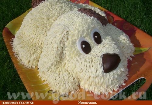 Оформление детских тортов с фото