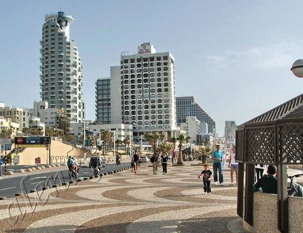 Тель-Авив город контрастов - 4