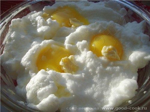 Яйца Орсини 3 яйца сливочное масло соль укроп Включить духовку на 180 градусов - 3