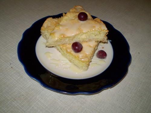 Шарлотка (По рецепту с этого форума) ПРОДУКТЫ 1 стакан муки 1 стакан сахара 3 яйца 5 яблок 10 гр - 2