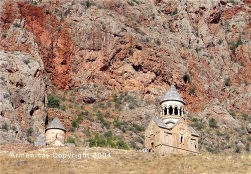 ХРАМОВЫЙ КОМПЛЕКС ТАТЕВ была сооружена в 895-906 гг - 4