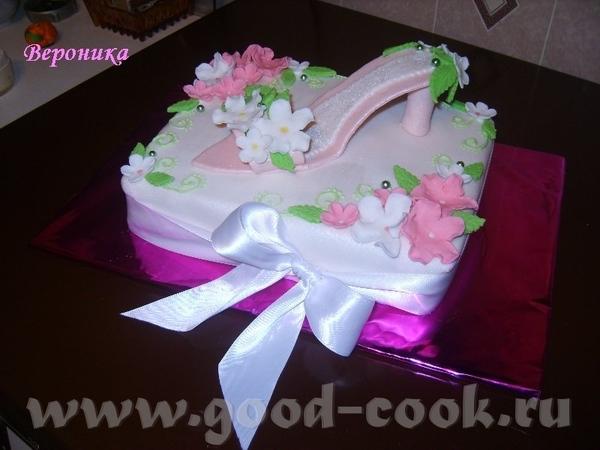 , ну мне тоже не хватало чего то в серединке того торта, но если честно боялась испортить: или пере... - 3
