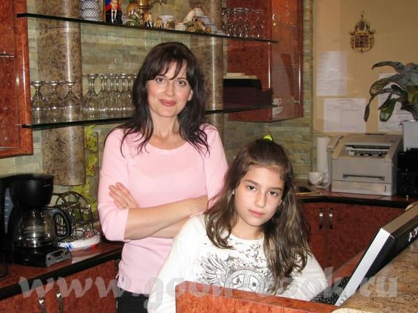 Девы, приткну пару фоток ишшо: Мы с Дианкой в ресторане: А это бухарский зеленый плов БАХШ сейчас б...
