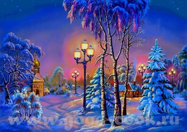 Рождественские картины =================== - 2