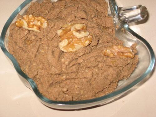 Печеночный паштет с орехами - 2