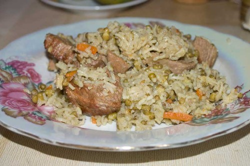 """Уйгурское блюдо """"Машкичири"""" Мною модифицированый рецепт моего уйгурского товарища Мурата - 2"""