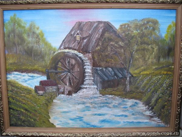 Старя мельница