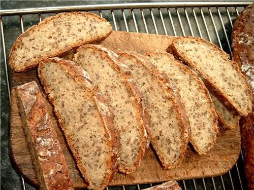Уже недели две назад пекла этот хлеб