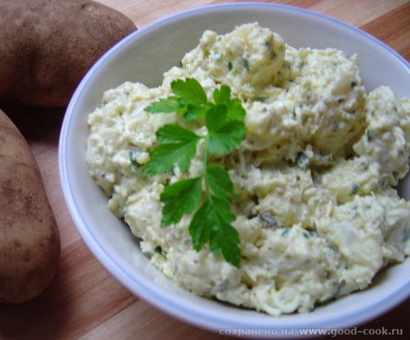 Potato Salad (Салат из картофеля).