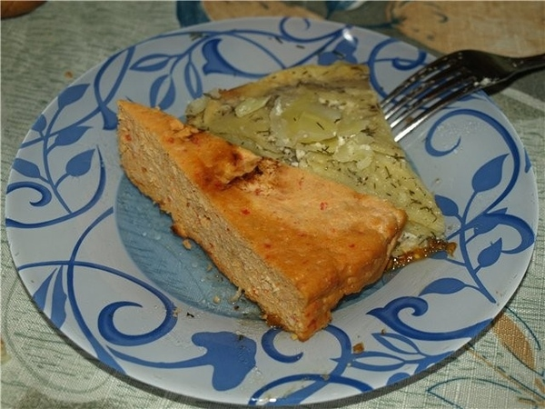 deliza Жду вашего возвращения, вот сделала ваш рецептик «Куриное Филе» получилось потрясающе вкусно... - 2