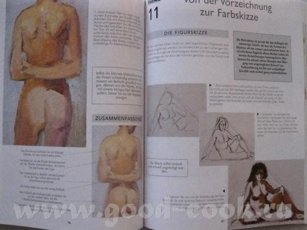Надя,книга которая тебя заинтересовала,выглядит точно так же как Авена показала,только на немецком - 4