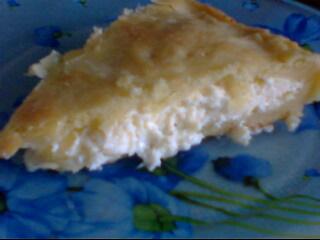 """Сырный пирог Этот рецепт я выписала из журнала """"Люблю готовить"""" - 2"""