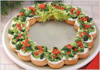 Рождественские хвойные венки и гирлянды - настоящие символы праздника - 5