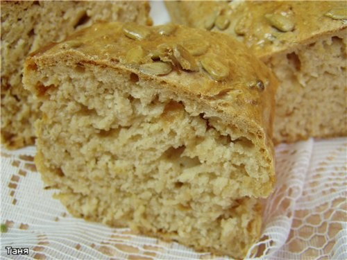 Зеленый борщ с кукурузными клецками Манты с мясом Маринованные овощи Хлеб на пиве Пирог с мясом и б... - 5