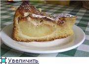 Яблочный пирог с марципаном - 2