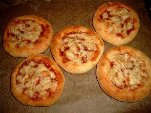 Как сделать пицца булка - Kuente.ru