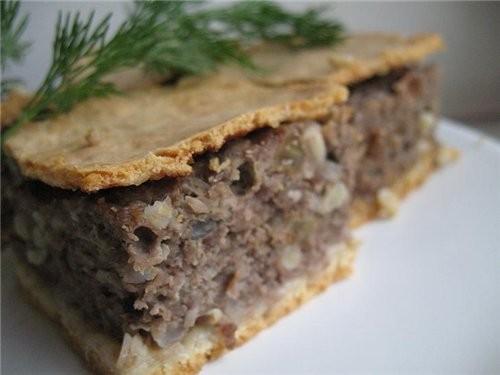 порадую я вас пирогами,на этот раз мясной тосканский мясной пирог для теста мука пшеничная 250 г, м...