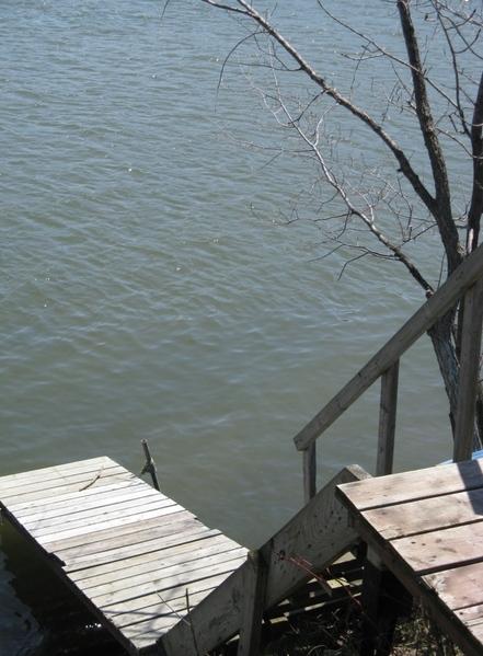 Ларочка очень красиво, небо такая синь и река, красота у вас - 2