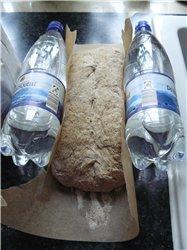 Простой, вкусный и довольно быстрый в приготовлении хлеб - 2