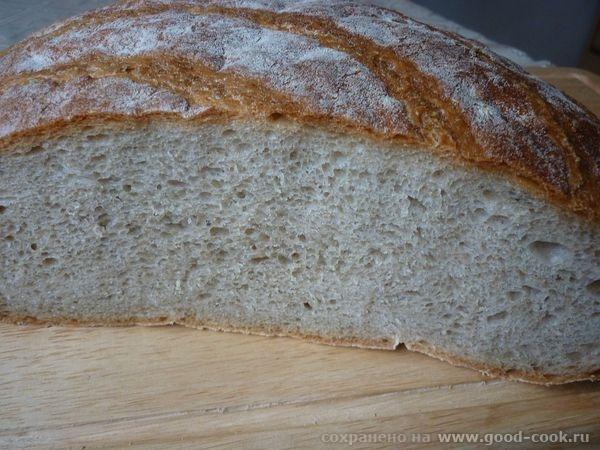 Оля с мужем приходили к нам в гости и она принесла свой хлеб