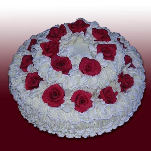 Тортик на юбилей свадьбы сестры ближе