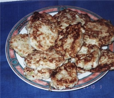 А вот мясные блюда : ----------------------------------------- Куриные кармашки с грибами под сливо... - 2