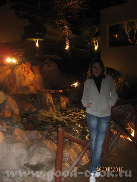 я как и Оля ( ) ездила в Египет в Шарм эль Шейх, отель Hilton Waterfalls (*****) - 2
