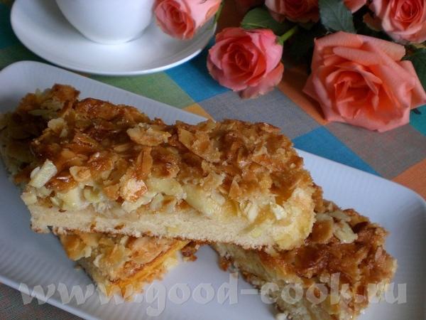 Buttermilchkuchen Пирог на пахте - 2