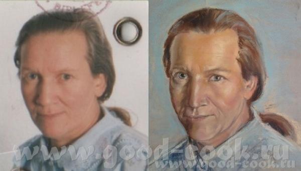 не перестаю удивляться и восхищаться твоими портретами