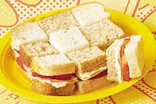 "Покапалась и нашла: бутерброд ""Мазаика"", бутерброд ""Шахматныи"", бутерброд ""Вафельныи"" - 2"