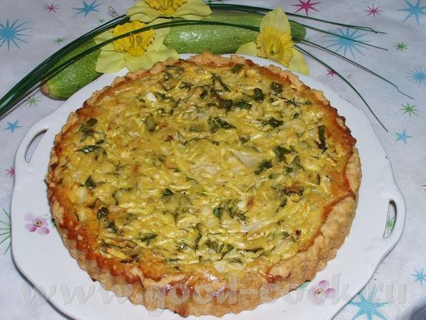 Пирог с баклажанами,грибами и капустой Тарталетки с брокколи и грибами Киш с цветной капустой и каб... - 3