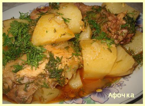 куриный соус, баклажаны с начинкой, фаршированные салатом помидорчики куриный соус - 3