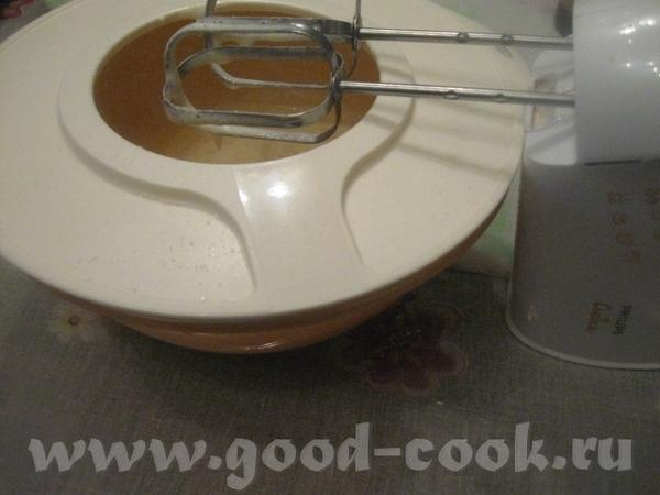 3 яйца небольших помещаем в удобную посуду (у меня – золотая чаша «Матрешка» из юбилейного набора),... - 3