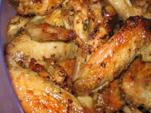 И очередной пятничный ужин: Курица на гриле по-азиатски от Ayn