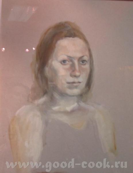 Вот вам фото с выставки Видяйкиной Анны - 7