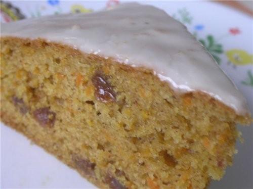 Вкусный морковный пирог Нашла где то в интернете, автора не помню, спасибо- очень вкусно